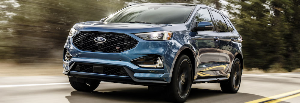 2019 Ford Edge ST Front View