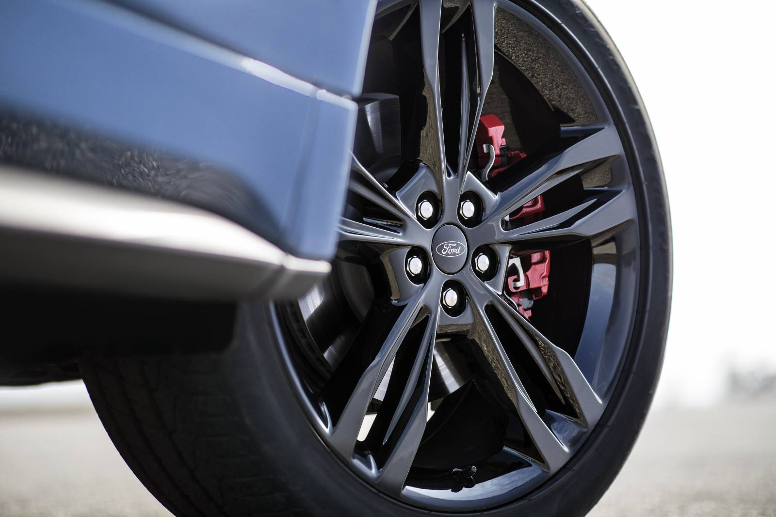 2019 Ford Edge ST Wheel Photo